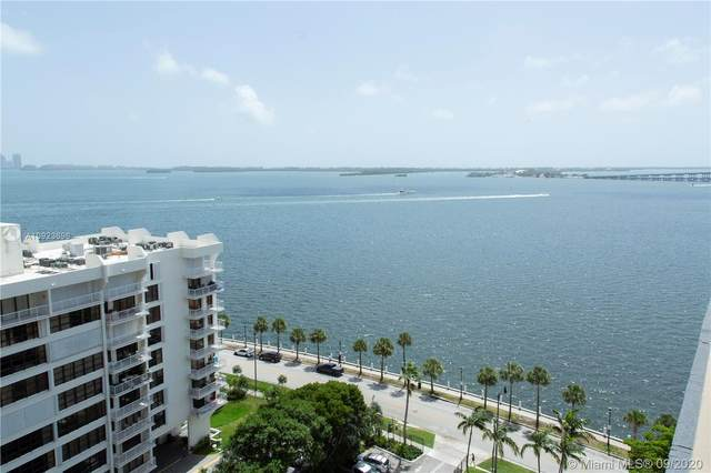 1450 Brickell Bay Dr #1506, Miami, FL 33131 (MLS #A10923696) :: Green Realty Properties