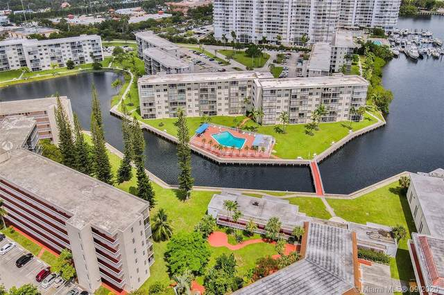 2855 Leonard Dr H109, Aventura, FL 33160 (MLS #A10923725) :: Ray De Leon with One Sotheby's International Realty