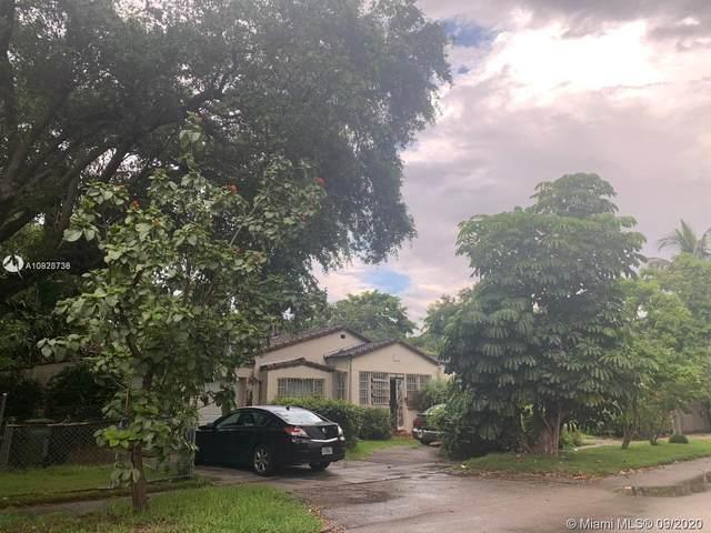 743 NE 80th St, Miami, FL 33138 (MLS #A10923738) :: ONE | Sotheby's International Realty