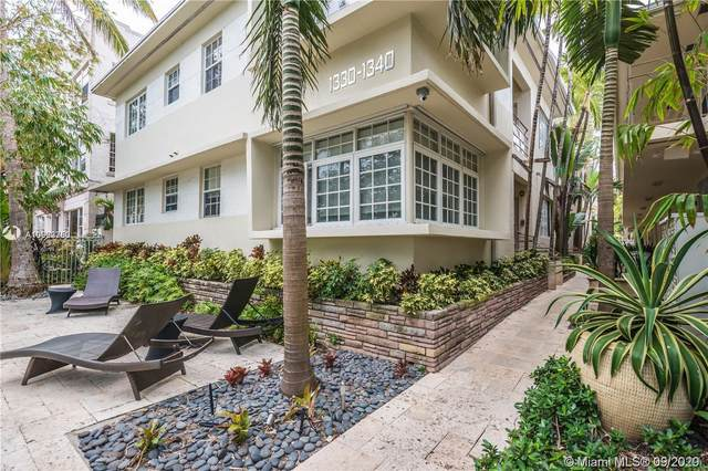 1340 Drexel Ave #305, Miami Beach, FL 33139 (MLS #A10923750) :: Search Broward Real Estate Team
