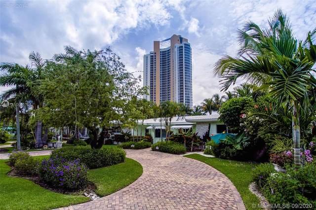 18817 Atlantic Blv, Sunny Isles Beach, FL 33160 (MLS #A10923766) :: Berkshire Hathaway HomeServices EWM Realty