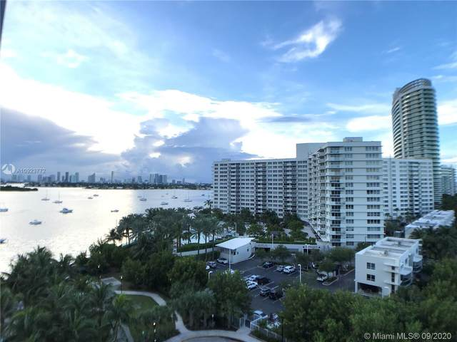 1330 West Ave #905, Miami Beach, FL 33139 (MLS #A10923772) :: Ray De Leon with One Sotheby's International Realty