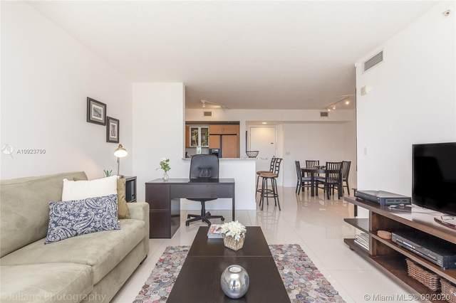 18800 NE 29th Ave #411, Aventura, FL 33180 (MLS #A10923790) :: Berkshire Hathaway HomeServices EWM Realty