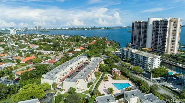 1701 NE 115th St 12A, Miami, FL 33181 (MLS #A10923911) :: The Teri Arbogast Team at Keller Williams Partners SW