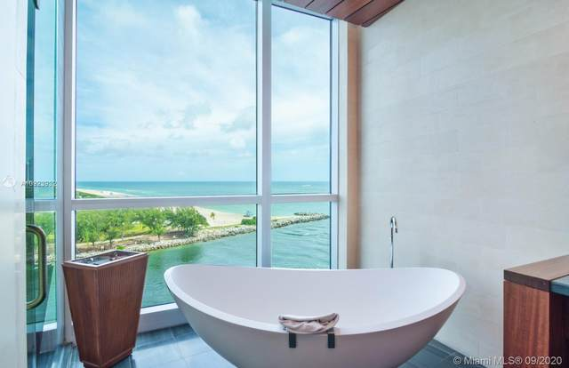 10295 Collins Ave #816, Bal Harbour, FL 33154 (MLS #A10923932) :: ONE Sotheby's International Realty