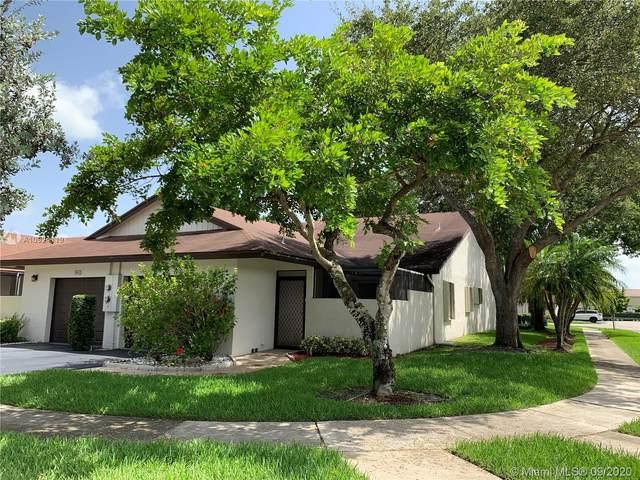 9056 NW 61st St #9056, Tamarac, FL 33321 (MLS #A10924119) :: Berkshire Hathaway HomeServices EWM Realty