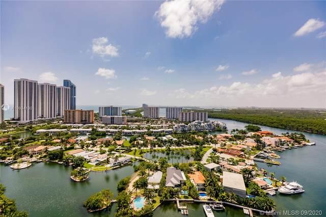 330 Sunny Isles Blvd 5-2502, Sunny Isles Beach, FL 33160 (MLS #A10924130) :: Re/Max PowerPro Realty