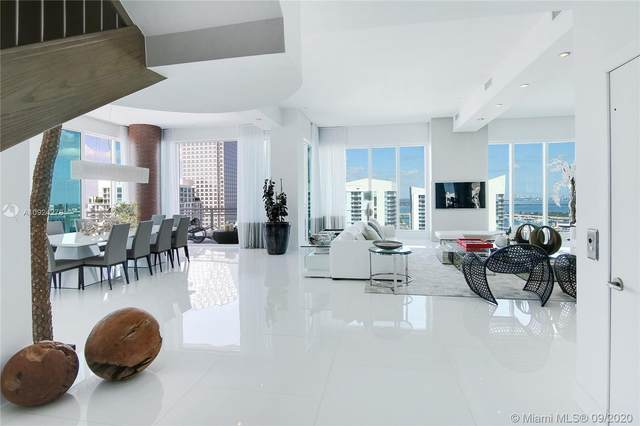 900 Brickell Key Blvd Ph3401, Miami, FL 33131 (MLS #A10924278) :: The Pearl Realty Group