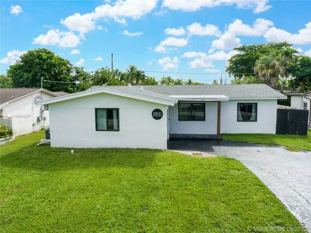 2600 N Pine Island Rd, Sunrise, FL 33322 (MLS #A10924337) :: United Realty Group