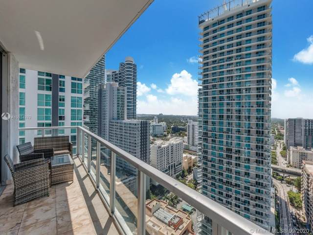 1050 Brickell Ave #2714, Miami, FL 33131 (MLS #A10924392) :: The Jack Coden Group