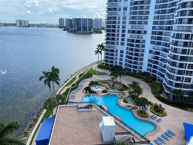 19195 Mystic Pointe Dr #1110, Aventura, FL 33180 (MLS #A10924401) :: Search Broward Real Estate Team