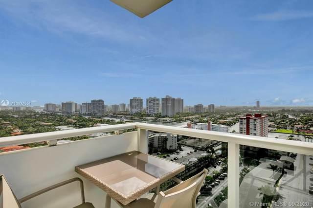 3140 S Ocean Dr #2110, Hallandale Beach, FL 33009 (MLS #A10924551) :: Carole Smith Real Estate Team