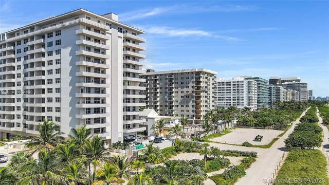 9225 Collins Ave #606, Surfside, FL 33154 (MLS #A10924640) :: ONE Sotheby's International Realty