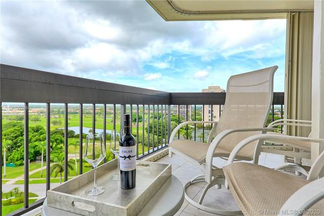 2000 Presidential Way #1206, West Palm Beach, FL 33401 (MLS #A10924647) :: Berkshire Hathaway HomeServices EWM Realty