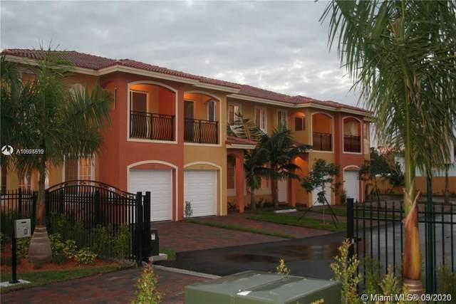 246 SE 2nd Ave #246, Hallandale Beach, FL 33009 (MLS #A10924699) :: Re/Max PowerPro Realty