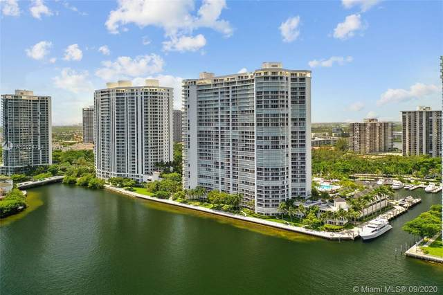 7000 Island Blvd #2503, Aventura, FL 33160 (MLS #A10924734) :: Green Realty Properties