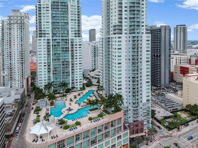 244 Biscayne Blvd #2403, Miami, FL 33132 (MLS #A10924748) :: Carole Smith Real Estate Team