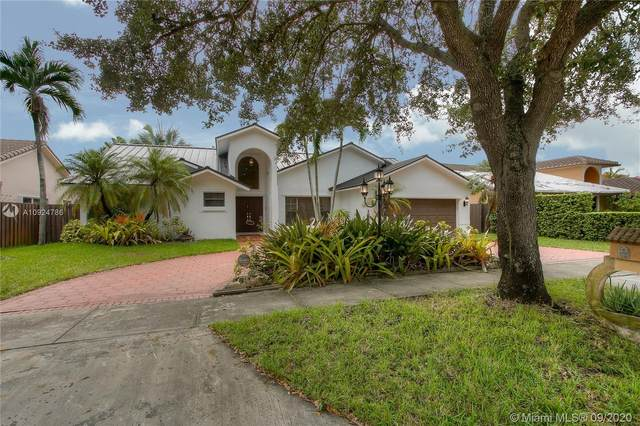 16468 NW 86th Ct, Miami Lakes, FL 33016 (MLS #A10924786) :: Albert Garcia Team