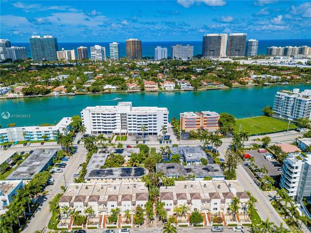 10073 Bay Harbor Ter #10073, Bay Harbor Islands, FL 33154 (MLS #A10924812) :: The Pearl Realty Group