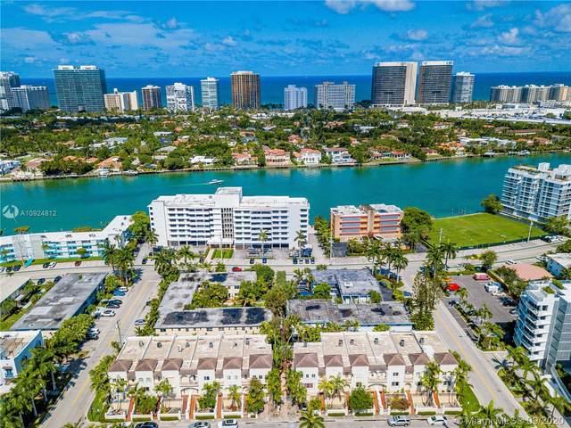 10073 Bay Harbor Ter #10073, Bay Harbor Islands, FL 33154 (MLS #A10924812) :: Berkshire Hathaway HomeServices EWM Realty