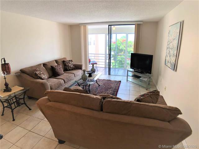 2850 Somerset Dr 318L, Lauderdale Lakes, FL 33311 (MLS #A10924827) :: ONE Sotheby's International Realty