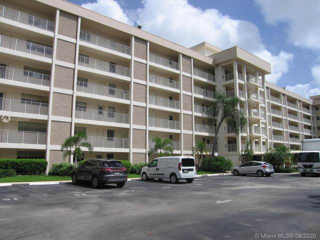 2661 S Course Dr #510, Pompano Beach, FL 33069 (MLS #A10924937) :: Re/Max PowerPro Realty