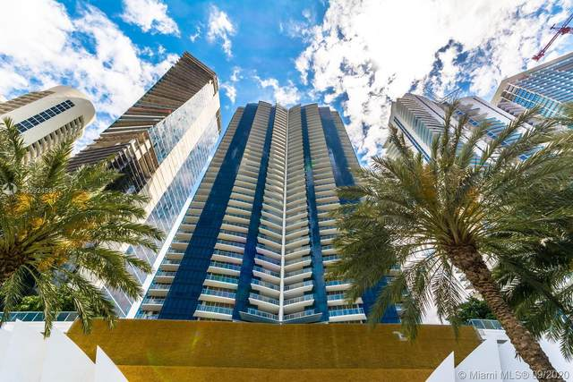 17121 Collins Ave #4301, Sunny Isles Beach, FL 33160 (MLS #A10924939) :: Search Broward Real Estate Team