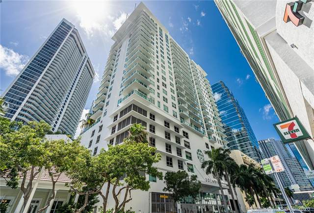 186 SE 12TH TER #1507, Miami, FL 33131 (MLS #A10924951) :: Carole Smith Real Estate Team