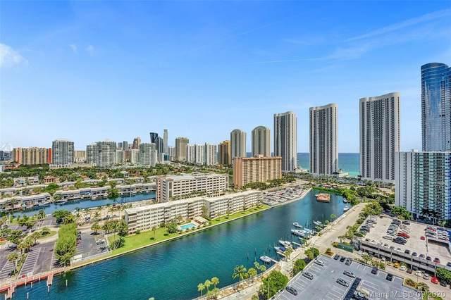 300 Bayview Dr Ph07, Sunny Isles Beach, FL 33160 (MLS #A10924955) :: Berkshire Hathaway HomeServices EWM Realty
