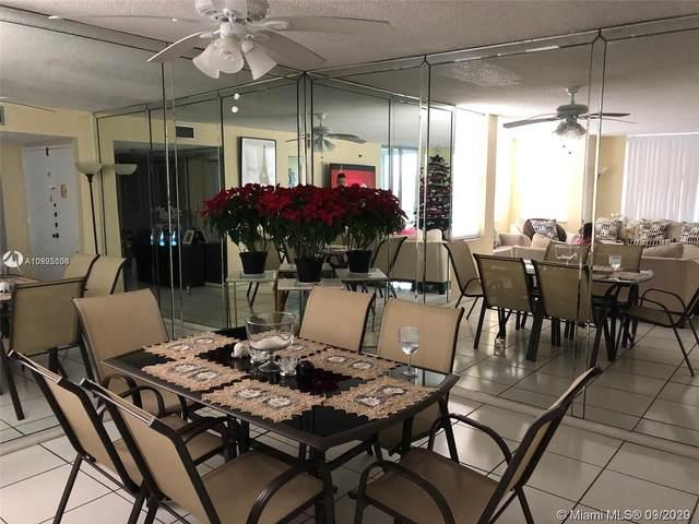 17890 W Dixie Hwy #506, North Miami Beach, FL 33160 (MLS #A10925104) :: ONE Sotheby's International Realty
