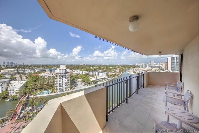 2401 Collins Ave #1508, Miami Beach, FL 33140 (MLS #A10925115) :: Patty Accorto Team