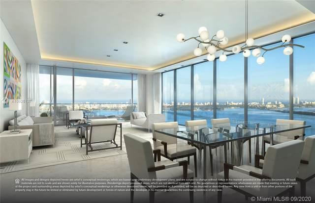 788 NE 23 #2801, Miami, FL 33137 (MLS #A10925127) :: Ray De Leon with One Sotheby's International Realty