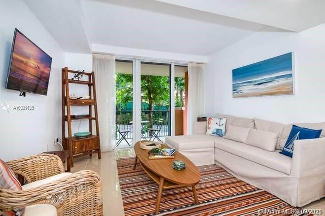 2951 S Bayshore Dr #213, Miami, FL 33133 (MLS #A10925135) :: ONE Sotheby's International Realty