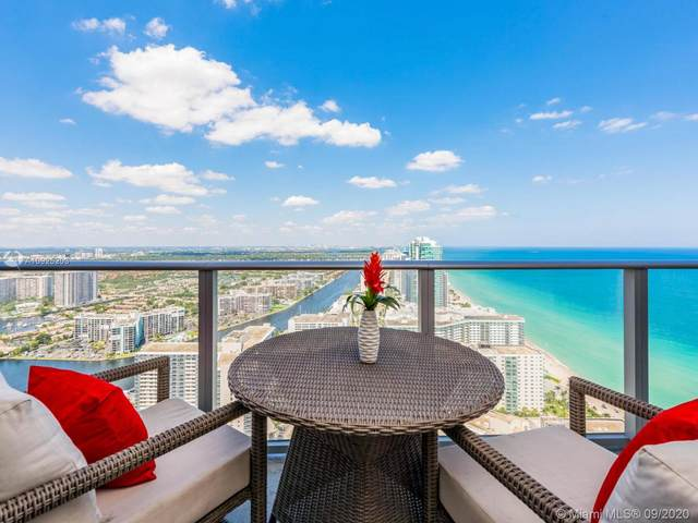 4111 S Ocean Dr #3812, Hollywood, FL 33019 (MLS #A10925203) :: Carole Smith Real Estate Team