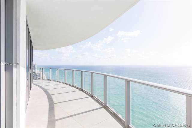4111 S Ocean Dr #3801, Hollywood, FL 33019 (MLS #A10925231) :: Carole Smith Real Estate Team