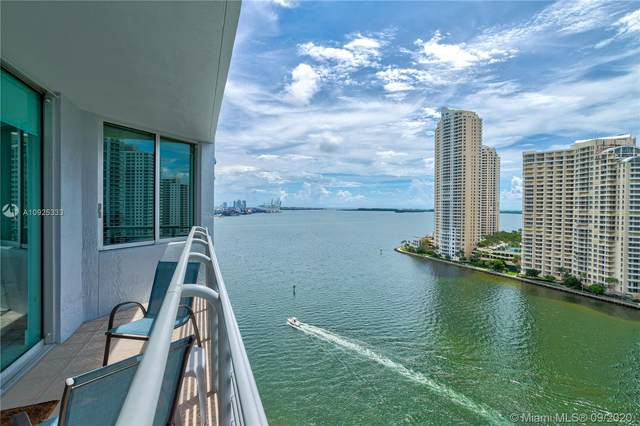325 S Biscayne Blvd #1821, Miami, FL 33131 (MLS #A10925333) :: ONE Sotheby's International Realty