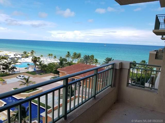 2080 S Ocean Dr #606, Hallandale Beach, FL 33009 (MLS #A10925348) :: The Pearl Realty Group
