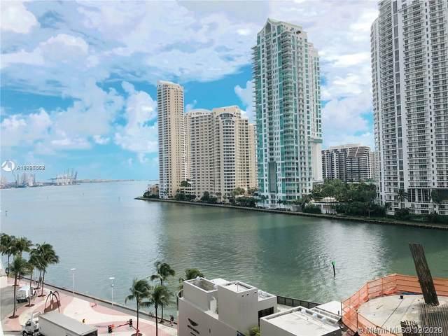 300 S Biscayne Blvd L-602, Miami, FL 33131 (MLS #A10925352) :: Prestige Realty Group