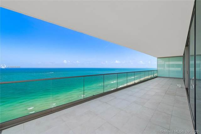 10203 Collins Ave #1701, Bal Harbour, FL 33154 (MLS #A10925368) :: ONE Sotheby's International Realty
