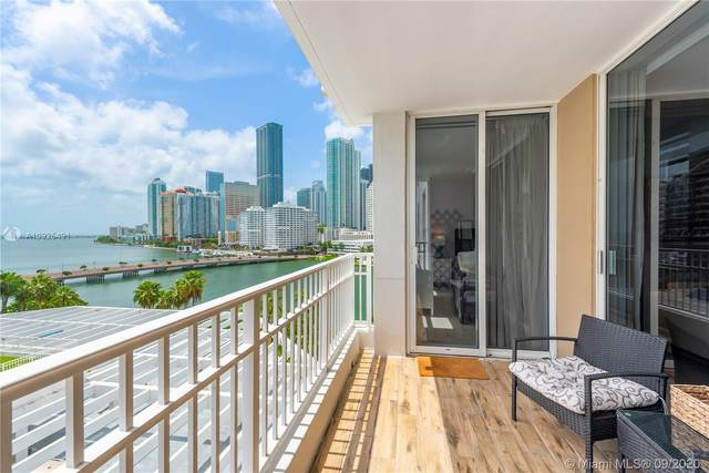 701 Brickell Key Blvd #911, Miami, FL 33131 (MLS #A10925491) :: Ray De Leon with One Sotheby's International Realty