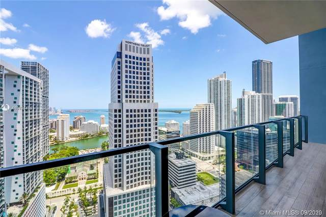 68 SE 6 ST #2909, Miami, FL 33131 (MLS #A10925495) :: Castelli Real Estate Services