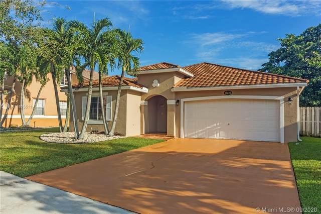 19421 SW 2nd St, Pembroke Pines, FL 33029 (MLS #A10925511) :: ONE   Sotheby's International Realty
