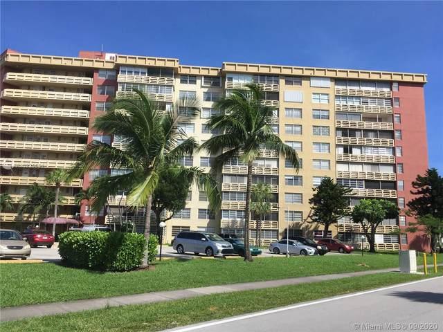 1401 NE Miami Gardens Dr #1096, Miami, FL 33179 (MLS #A10925561) :: Patty Accorto Team