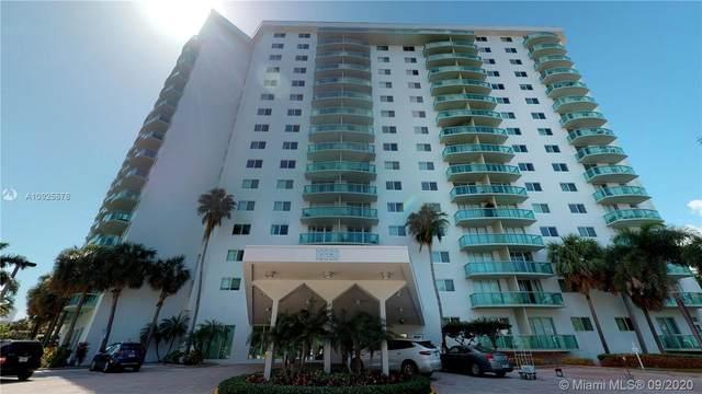 19380 Collins Ave Ph-27, Sunny Isles Beach, FL 33160 (MLS #A10925578) :: Carole Smith Real Estate Team