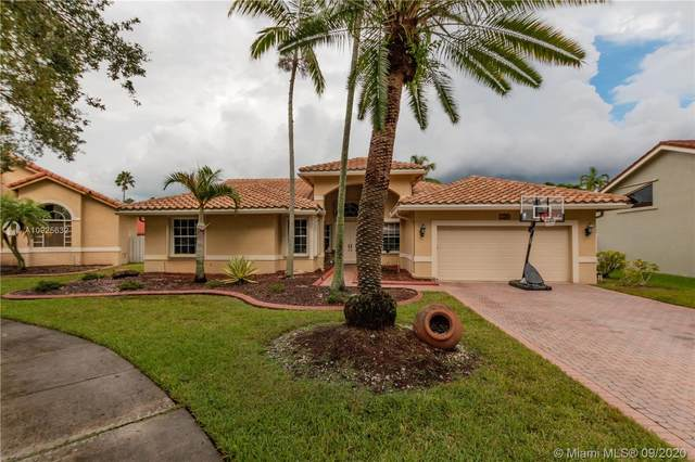 1593 NW 182nd Way, Pembroke Pines, FL 33029 (MLS #A10925632) :: GK Realty Group LLC