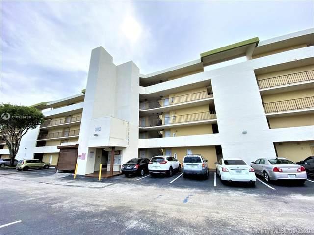 8870 Fontainebleau Blvd #201, Miami, FL 33172 (MLS #A10925639) :: Berkshire Hathaway HomeServices EWM Realty