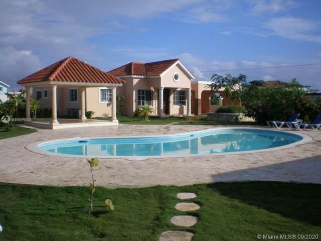 Circumvalacion B Res Villa Mercy Marie, Bavaro Punta Cana, VA 23000 (MLS #A10925669) :: The Riley Smith Group