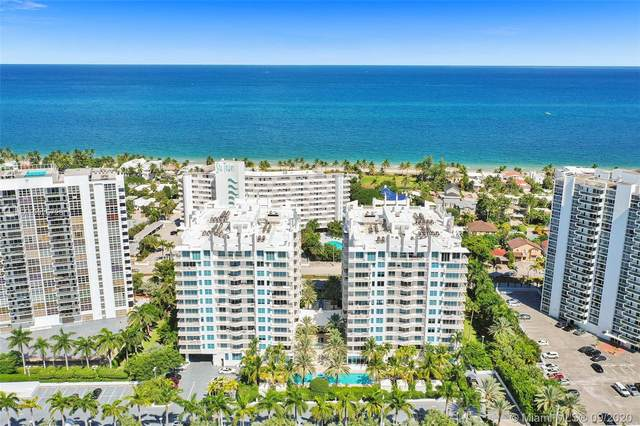 2831 N Ocean Blvd 606N, Fort Lauderdale, FL 33308 (MLS #A10925728) :: Ray De Leon with One Sotheby's International Realty