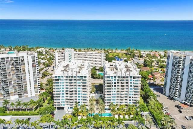 2831 N Ocean Blvd 606N, Fort Lauderdale, FL 33308 (MLS #A10925728) :: ONE Sotheby's International Realty