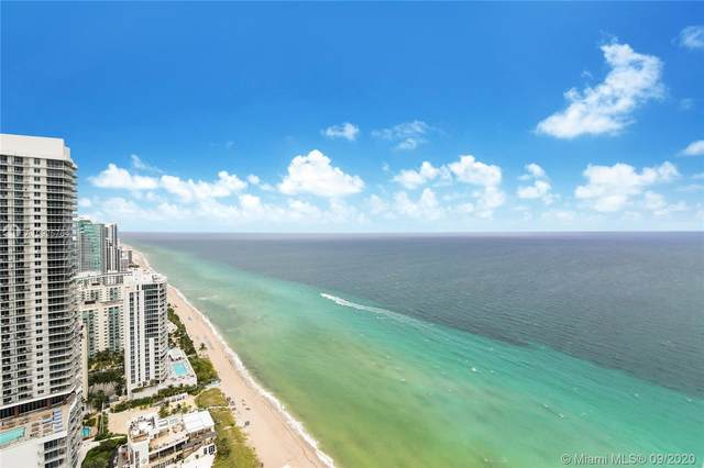 1830 S Ocean Dr #3811, Hallandale Beach, FL 33009 (MLS #A10925764) :: The Teri Arbogast Team at Keller Williams Partners SW